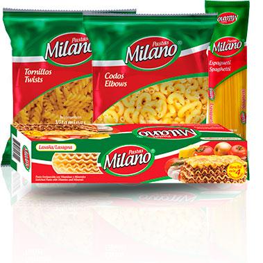 milano-pastas